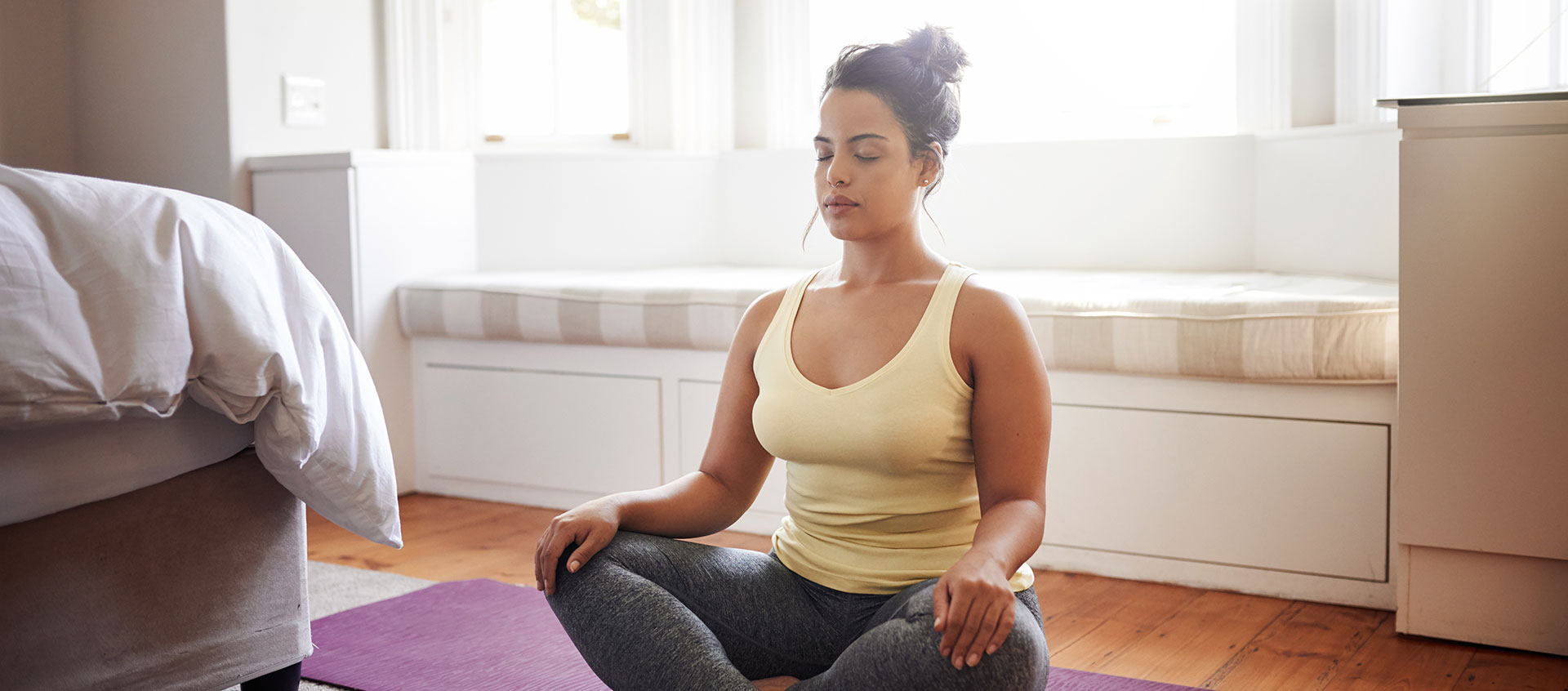 Yoga Without A Teacher Why Self Guided Practice Is So Important Kripalu