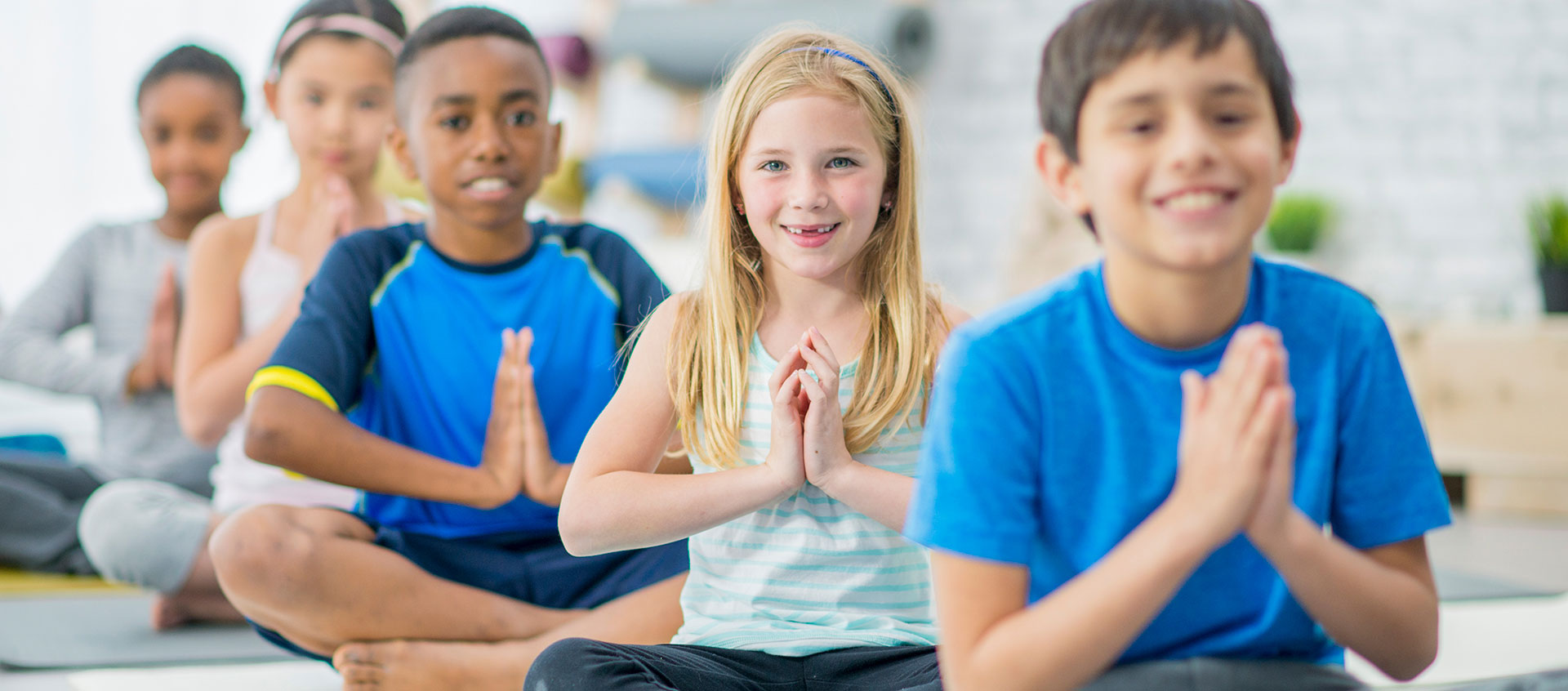 Yoga For Healthy Happy Children Kripalu