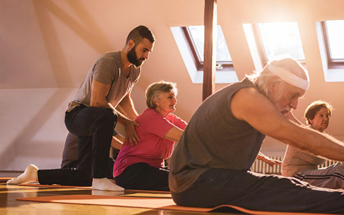 What Yoga Teachers Need To Know About Teaching Cancer Survivors Kripalu