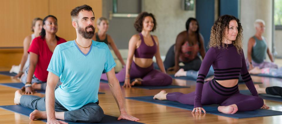 Tips For The Hips Postures For Strengthening And Opening The Hip Flexors Kripalu