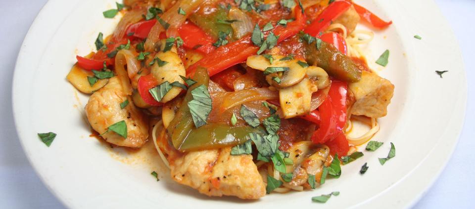 Kripalu Recipe Chicken Cacciatore Kripalu