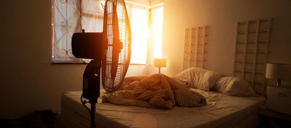 Ayurvedic Tips For Sleeping Better On Hot Summer Nights  Kripalu-6496