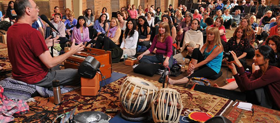 The Power of Kirtan | Kripalu
