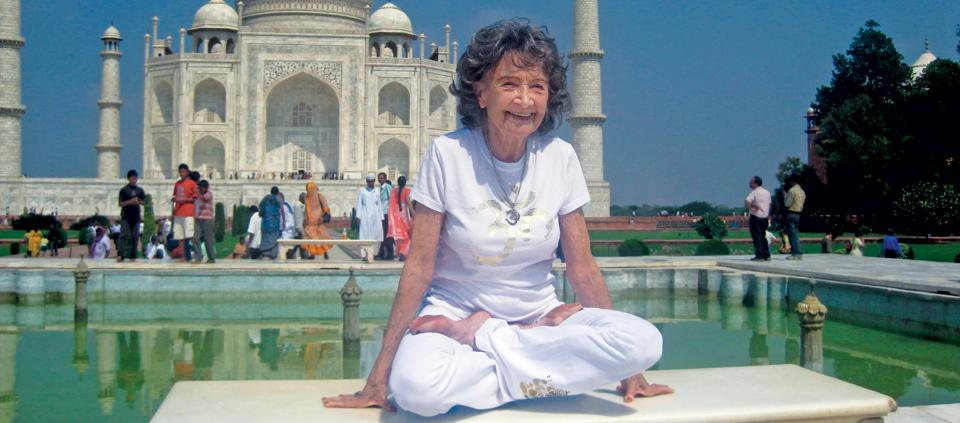 Tao Porchon Lynch Never Said Can T Wisdom From A Role Model For The World Kripalu