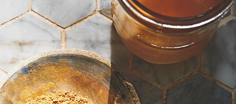 How to Make Your Own Shimmering Body Oil | Kripalu