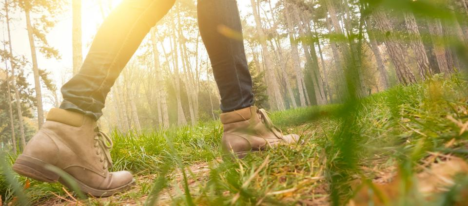 3 Grounding Practices for Stress Relief