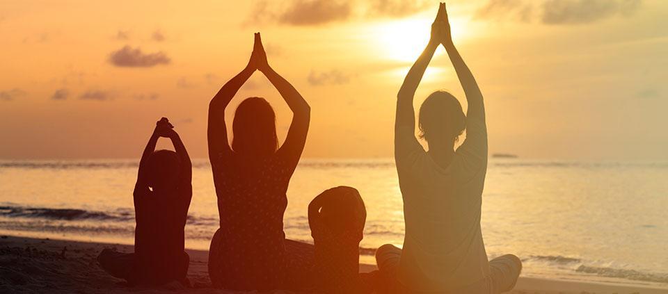 Building A Family Yoga Practice Kripalu